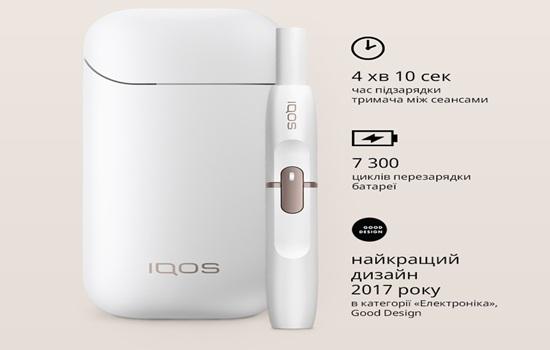 IQOS 1 поколения - история появления, характеристики