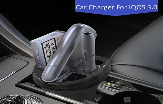 Автомобильная зарядка для айкос – обзор, принцип работы