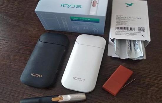 Замена IQOS – правила, условия, адреса