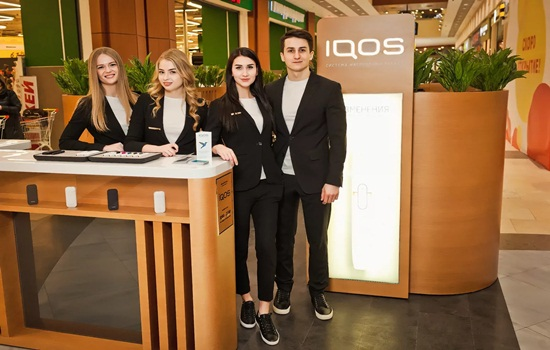 Отзывы сотрудников о работе в IQOS – возможности, перспективы