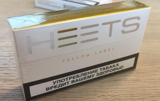 IQOS стики желтые – характеристика вкуса