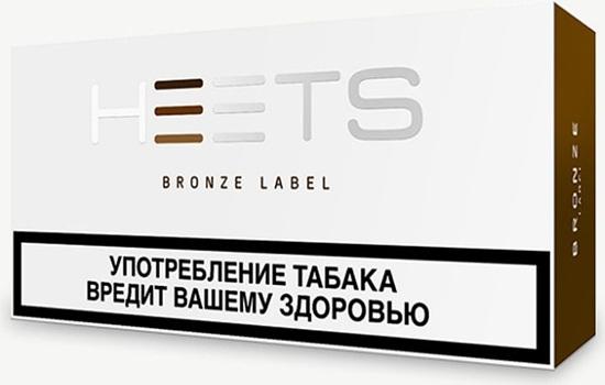 Стики для IQOS бронза – характеристики вида