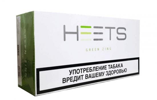 Heets green zing что за вкус – характеристики, точки продаж
